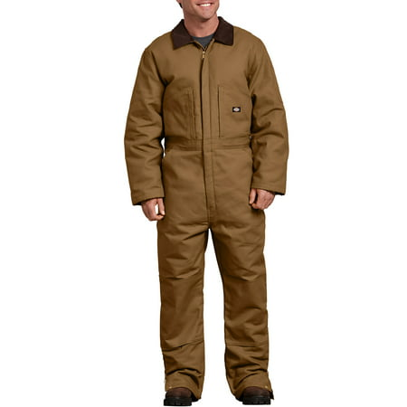 Big and Tall Men's Rigid Insulated Duck Coverall (Carhartt Duck Coverall)