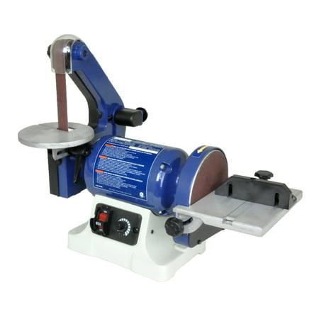 Rikon 50-161VS 1-Inch x 30-Inch Belt / 6-Inch Disc Sander (Belt Sander 1 X 30)