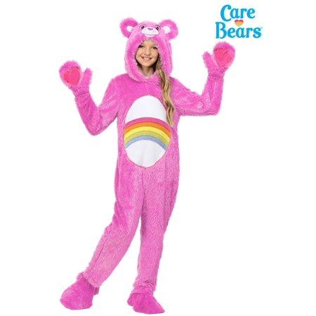 Care Bears Child Classic Cheer Bear Costume - Kid Bear Costume