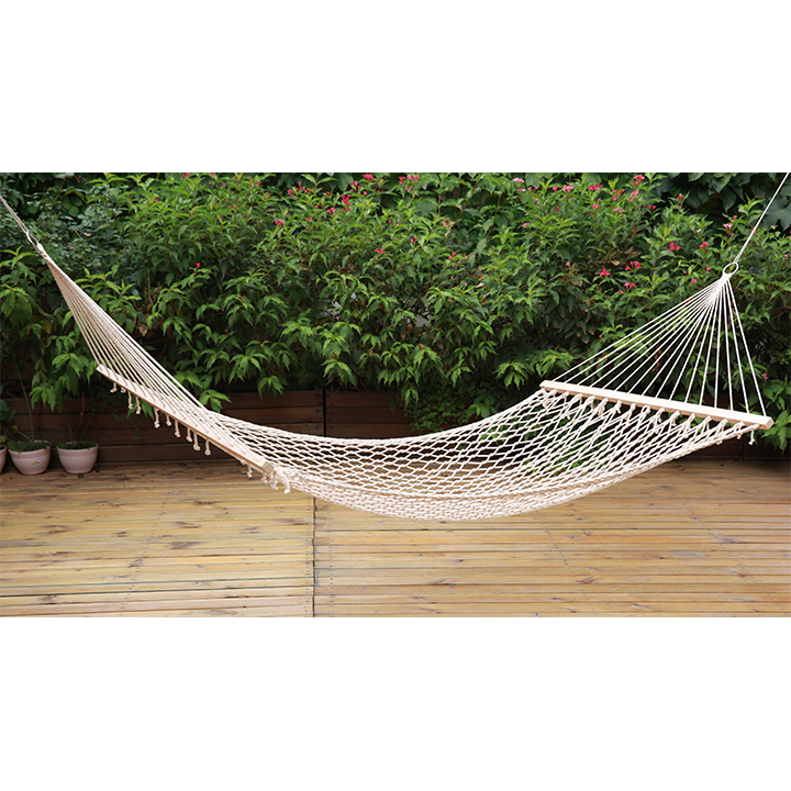 "Stansport Acapulco Cotton Hammock - Single - 78"" x 47"""