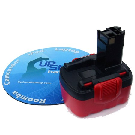UpStart Battery Replacement for Bosch GSB 14.4 VE-2 Battery - Replacement Bosch 14.4V Battery (3300mAh, NI-MH) - image 3 of 3