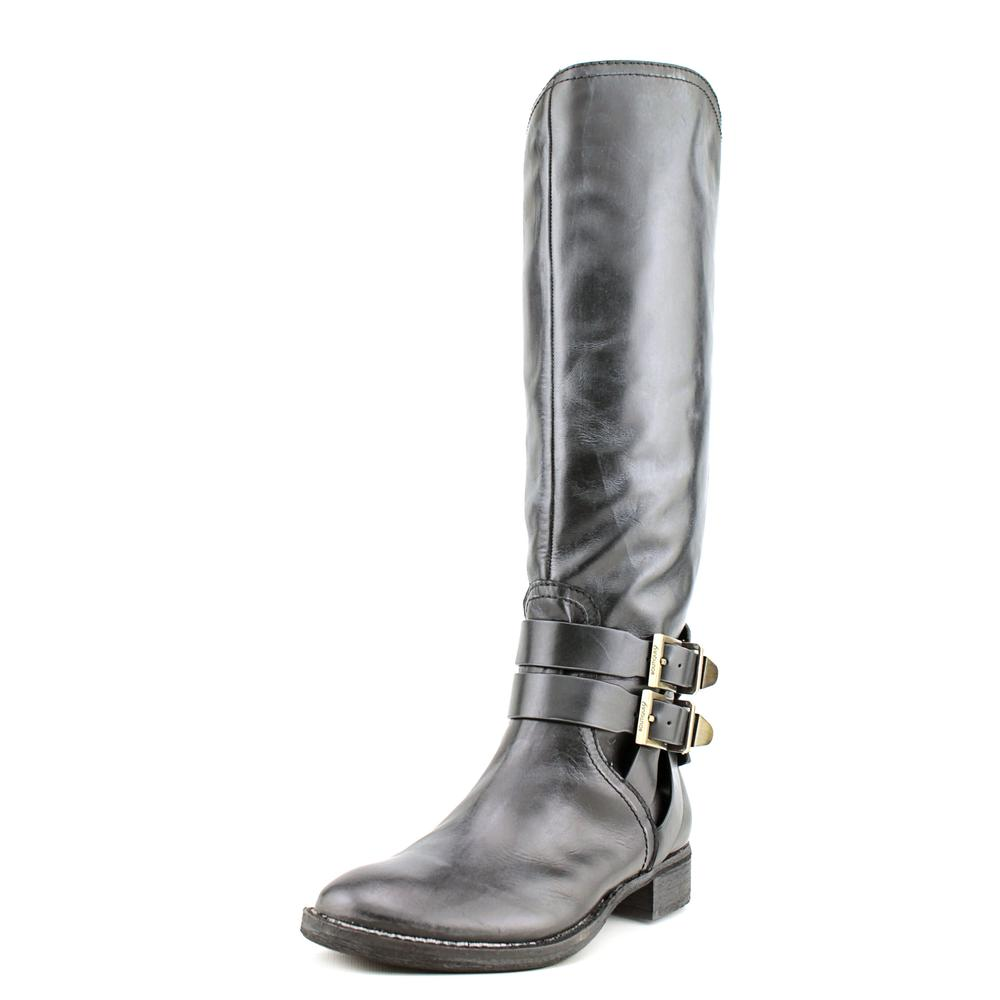 Boutique 9 Randen   Round Toe Leather  Knee High Boot
