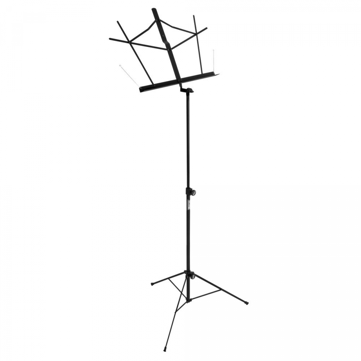 Compact Sheet Music Stand (Black)