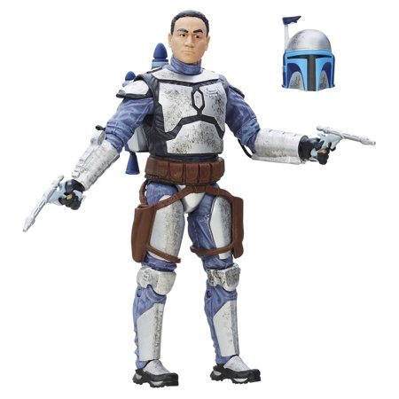 Star Wars Black Series Jango Fett Action - Star Wars Jango Fett