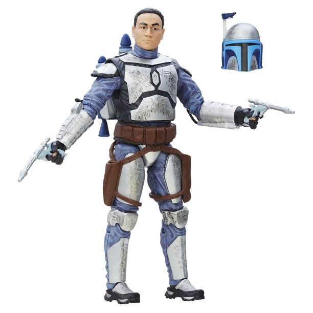 Star Wars Black Series Jango Fett Action Figure