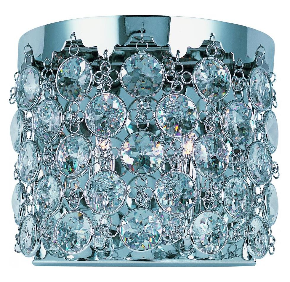 Dazzle 2-Light Wall Sconce