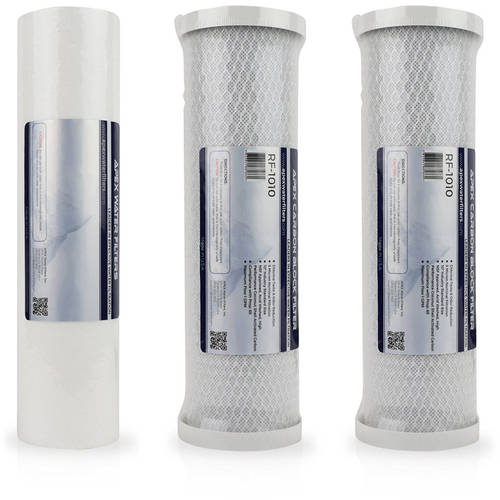 APEX Replacement Filter for Reverse Osmosis Systems, 3-Pack