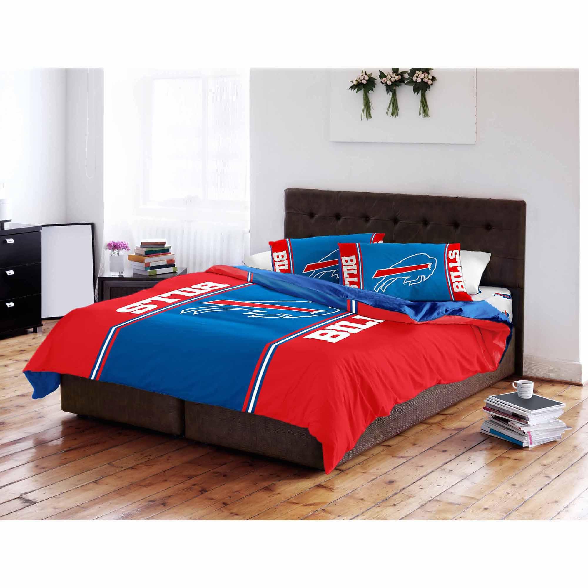 NFL Buffalo Bills Twin/Full Bedding Comforter