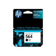 HP 564 Black Original Ink Cartridge (CB316WN)