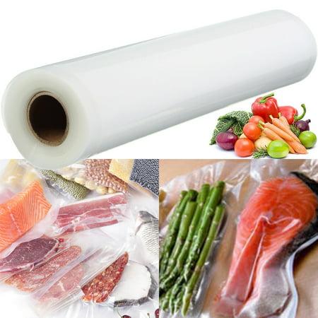1 Rolls 28cm X 5m Vacuum Sealer Reusable Food Saver Bags