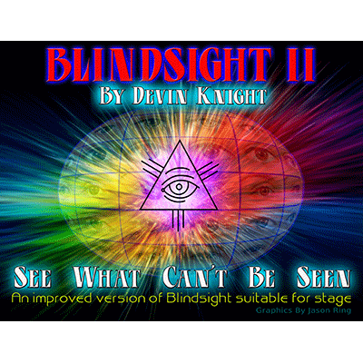 Blindsight 2 0 By Devin Knight   Trick
