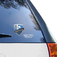 """Montreal Impact 12"""" x 12"""" Decal Multi-Pack"""