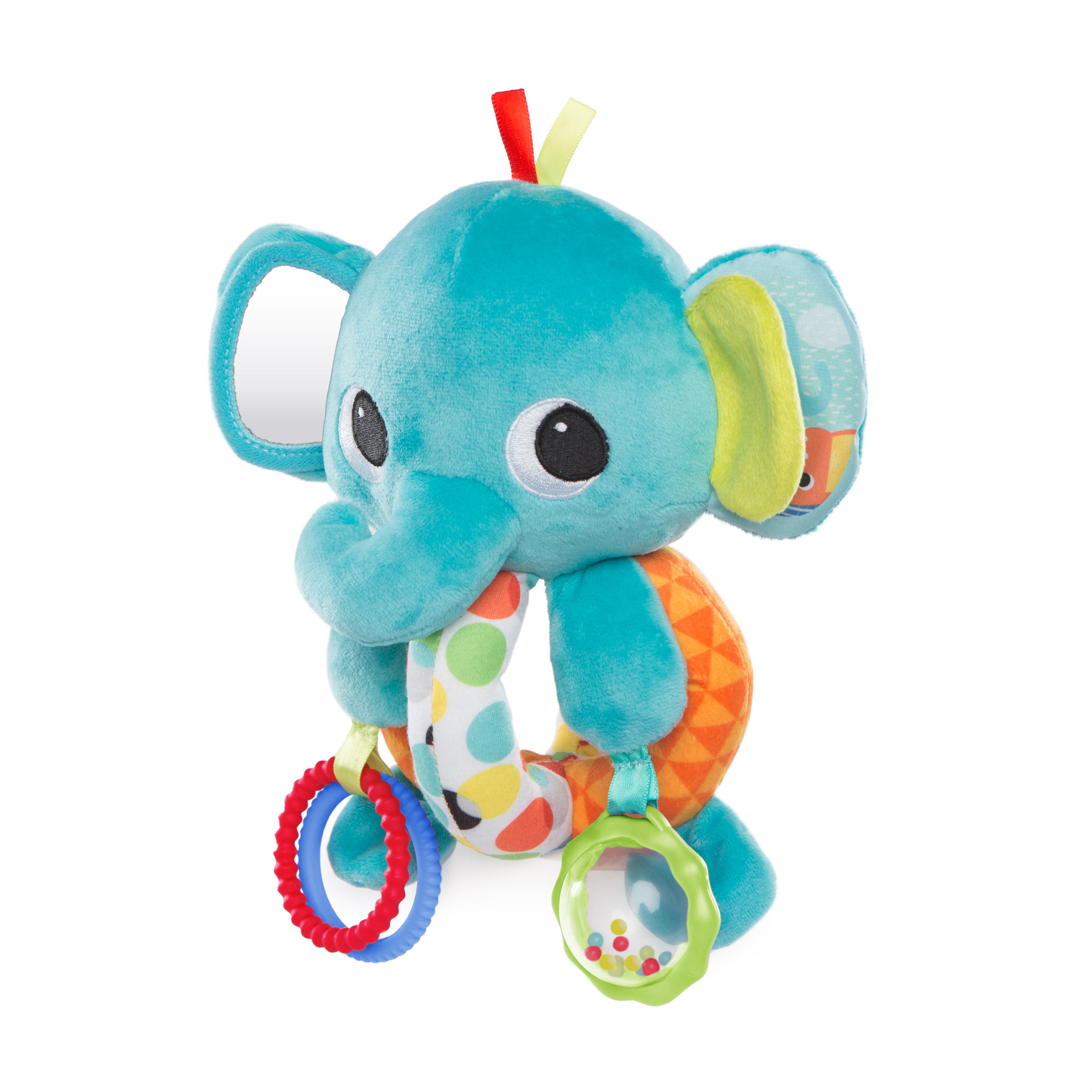 Bright Starts Explore & Cuddle Elephant by Bright Starts