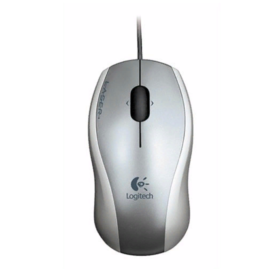 77cf00a2cd9 Logitech V150 - Mouse - left-handed - laser - wired - USB - Walmart.com