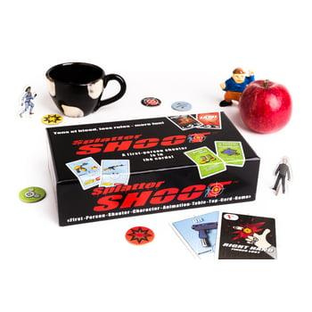 Splatter SHOOT Board Game