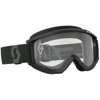 SCOTT Recoil Xi Goggles Black w/Clear Lens   262596-1007113