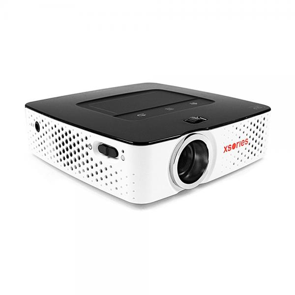 Xsories X-Project Wi-Fi Portable Mini Projector 1080p wit...