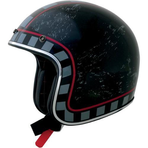 AFX FX-76 MCQ Helmet Black