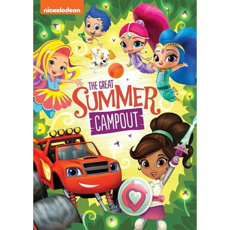 Nickelodeon Favorites: The Great Summer Campout - Nickelodeon Game Shows
