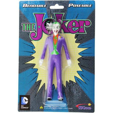 Joker Rhinestone - THE JOKER CLASSIC 5.5 BENDABLE FIGURE