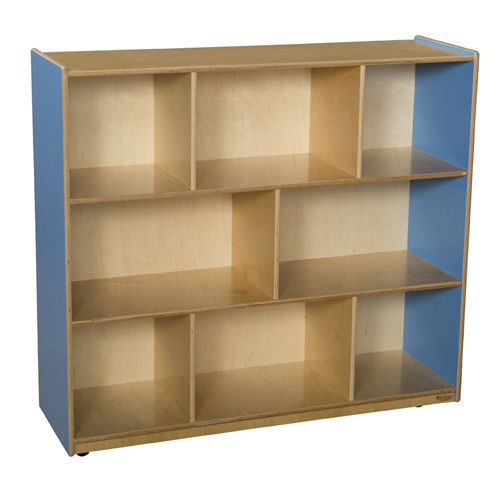 Wood Designs Single 8 Compartment Cubby