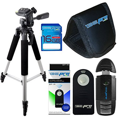 Canon EOS Rebel Accessory Pack for Canon Eos Rebel Accessory Pack For T1i,  T2i, T3, T3i, T4i, T5, T5i, T6i, T6s Digital Camera