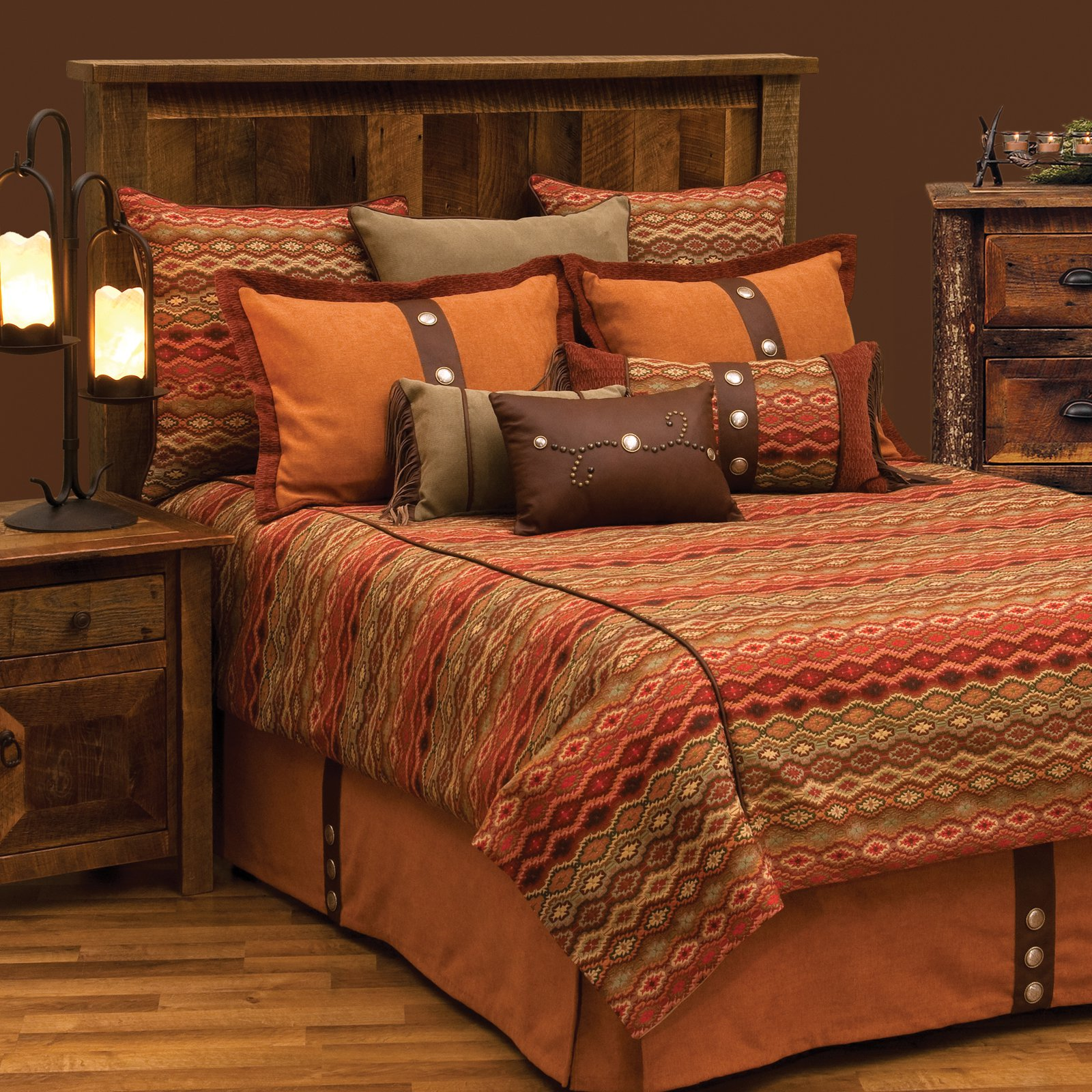Marquise IV Bedding Set by Wooded River