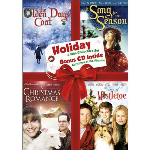 Holiday Collector's Set, Vol.4 - A Christmas Romance / Sons Of Mistletoe / A Song For The Season / Olden Days Coat (With Christmas At The Fireside CD)
