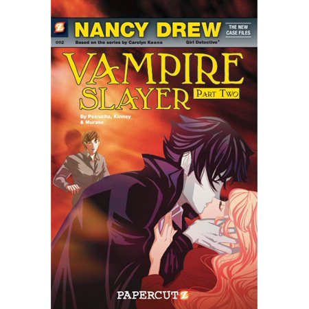Nancy Drew The New Case Files #2: A Vampire's Kiss : A Vampire's