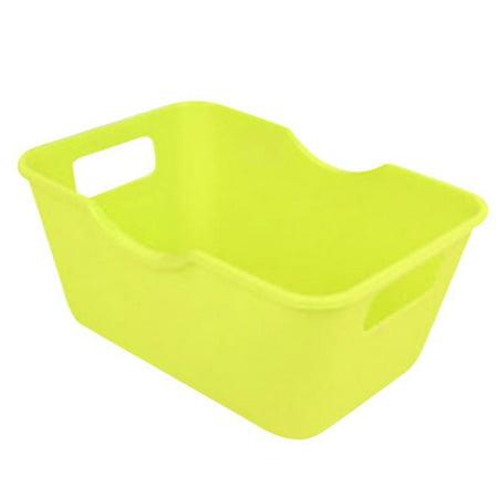 Plastic Office Desktop Storage Boxes Makeup Organizer Storage Box](Plastic Desk Organizer)