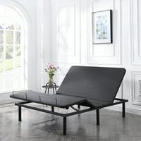 Modern Sleep Adjustable Comfort Affordamatic 2.0 Adjustable Bed Base, Multiple Sizes