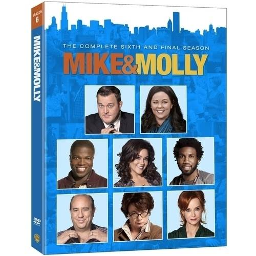 Mike & Molly: The Complete Sixth Season And Final Season