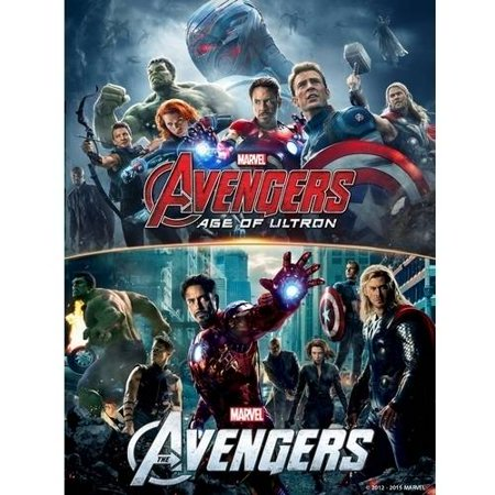 Marvels The Avengers   The Avengers  Age Of Ultron  Blu Ray
