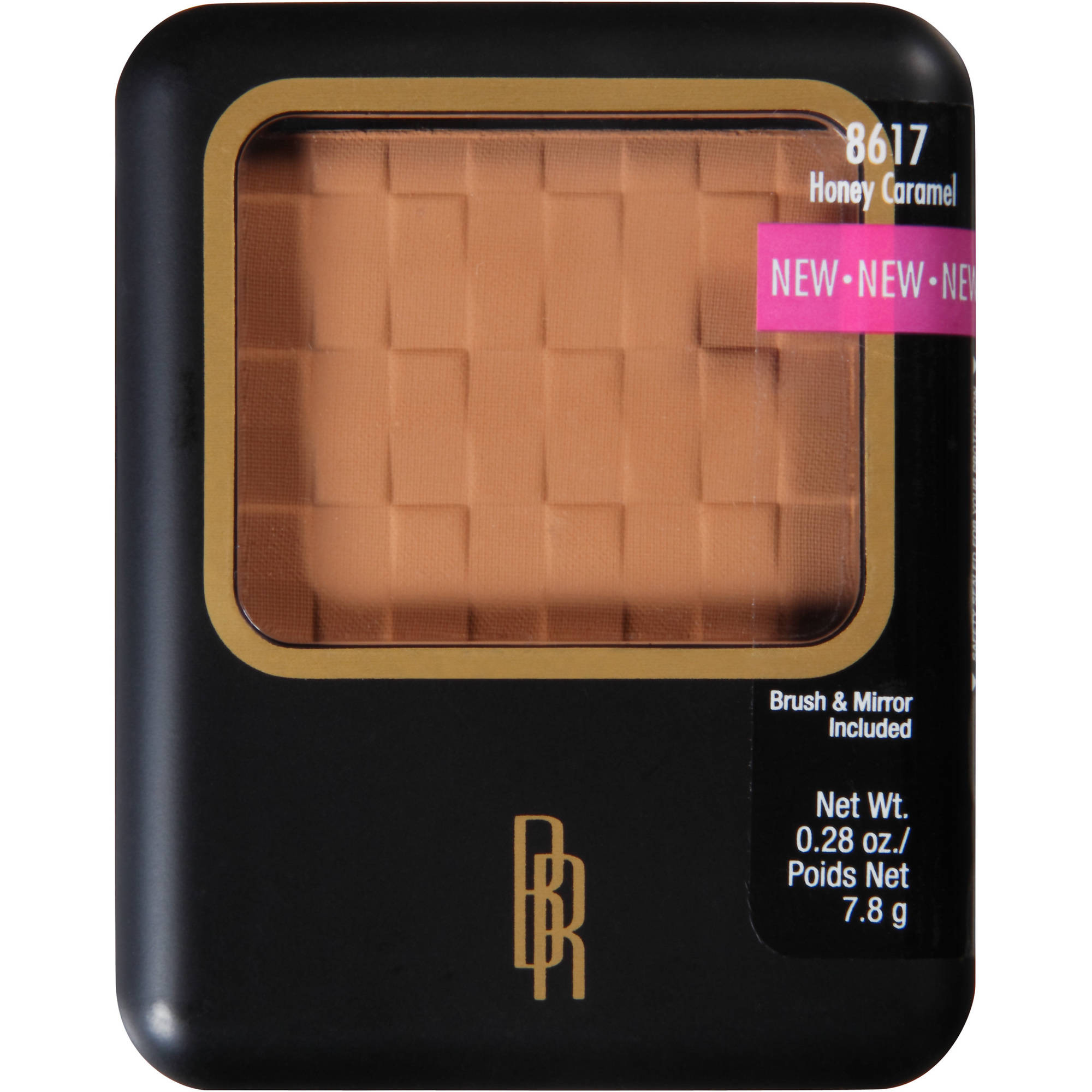Black Radiance Pressed Powder, 8617 Honey Caramel, 0.28 oz