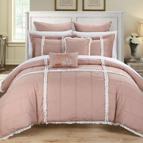 Chic Home Legend 11 Piece Comforter Set