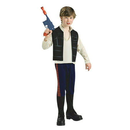 Han Solo Wig (Han Solo Costume for Boys)