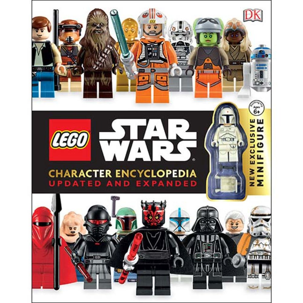 LEGO Star Wars Character Encyclopedia 2nd Edition