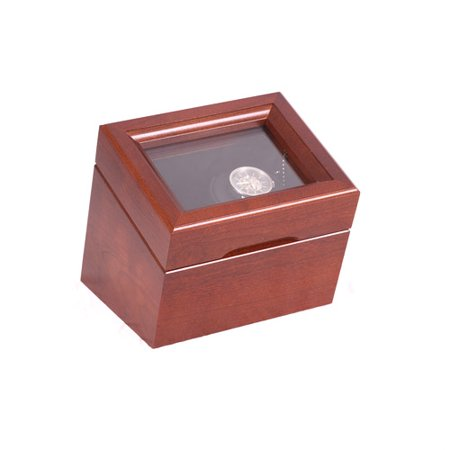 Image of American Chest Brigadire Single Watch Winder Presentation Box