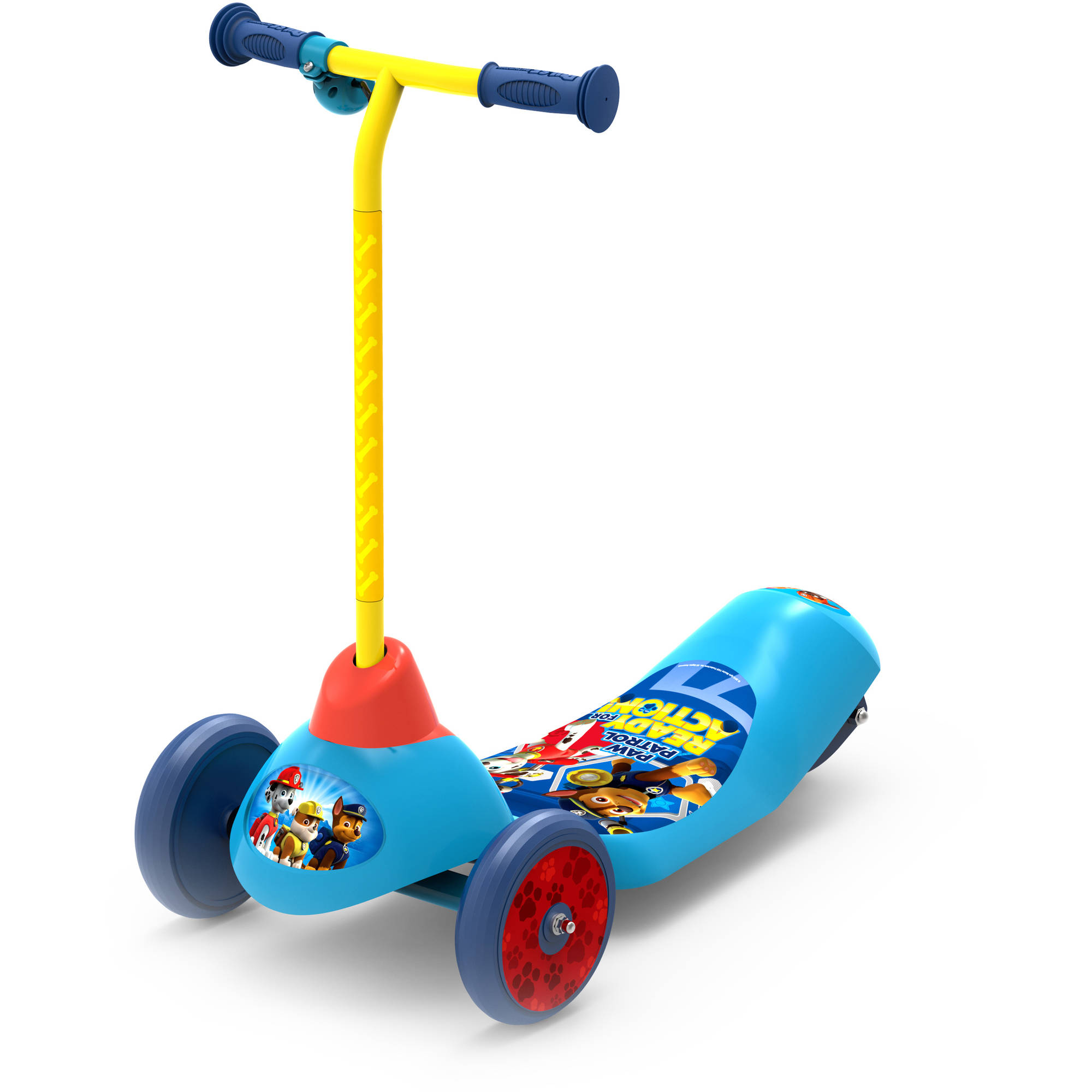 Paw Patrol Safe Start 3-Wheel Electric Scooter