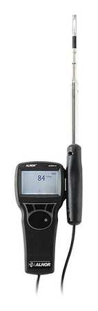 TSI ALNOR AVM410 Anemometer, 0 to 4000 fpm, NIST by TSI ALNOR
