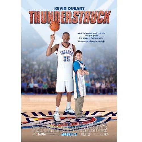 Thunderstruck (Blu-ray   DVD   UltraViolet) (With INSTAWATCH) (Widescreen)
