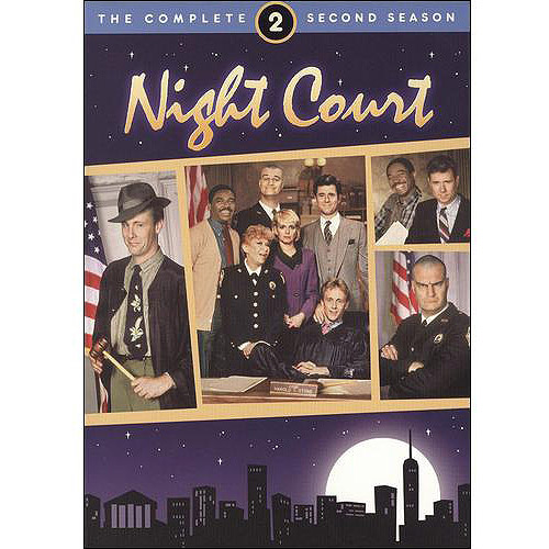 Night Court: The Complete First And Second Seasons (Full Frame)