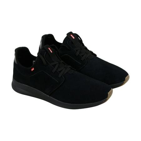 competitive price 313e7 4dbe0 Globe - Globe Dart Lyt Mens Black Suede Athletic Lace Up Skate Shoes -  Walmart.com
