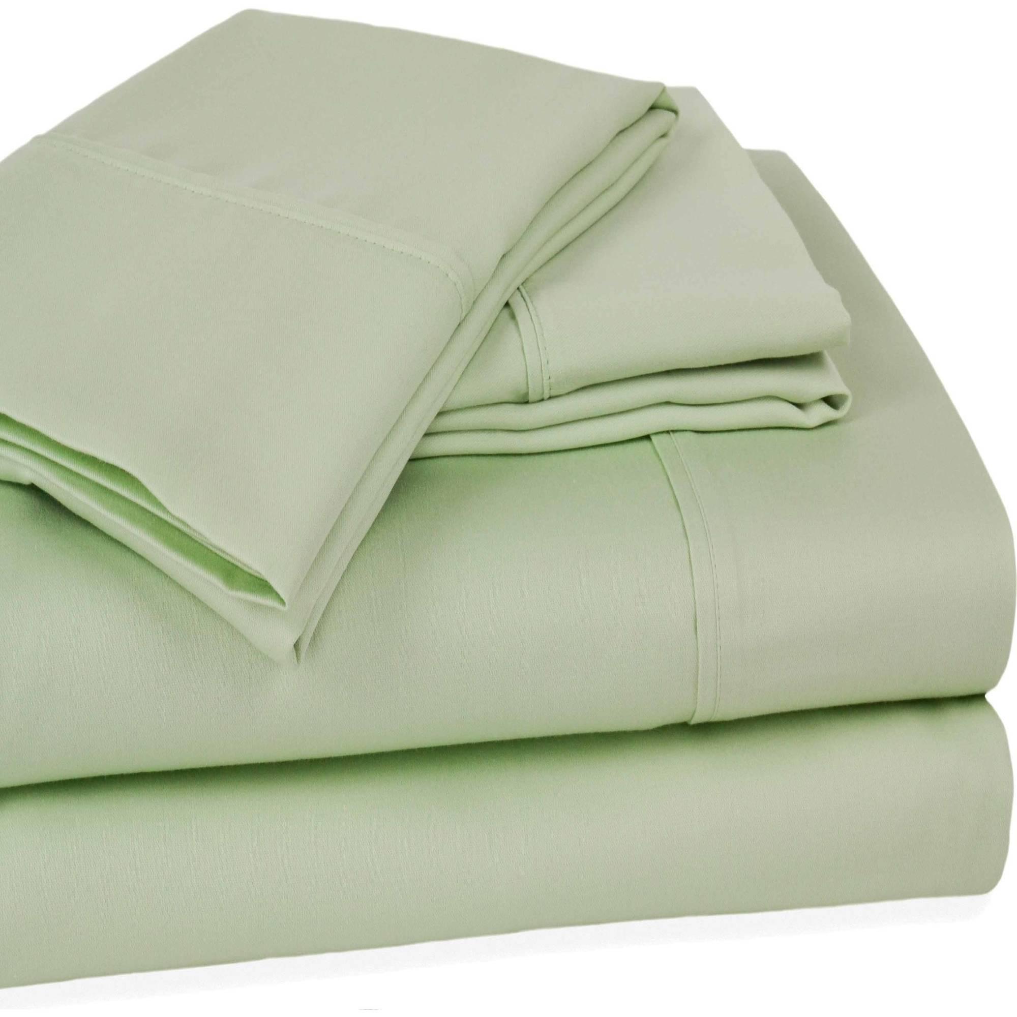 T300 Wrinkle Resistant Solid Sheet Set