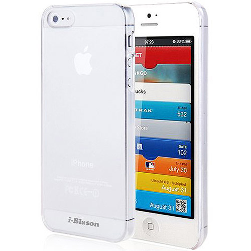 i-Blason Apple iPhone 5C SoftGel Flexible TPU Case