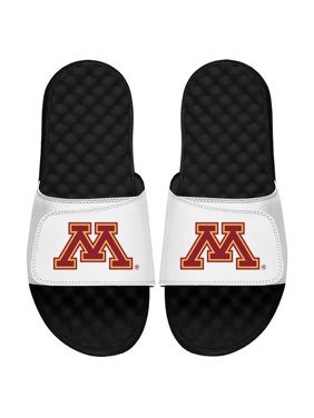 Minnesota Golden Gophers ISlide Primary Slide Sandals - White