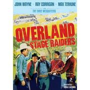 Overland Stage Raiders (DVD)