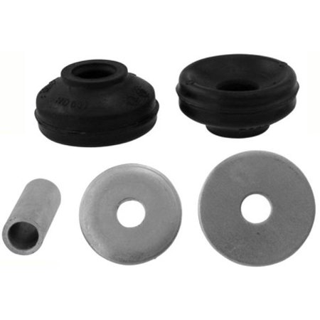 OE Replacement for 1988-2000 Honda Civic Rear Suspension Strut Mount Kit (Base / CX / DX / EX / EX-R / EX-R SIR / GX / HX / LX / RT 4WD / SE / Si / VX / Value Package) Rear Suspension Outside Mount