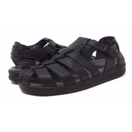 0f96043a8af Mephisto - Mephisto Mens Sam Fisherman Sport Sandal Black Leather Size 13 M  Soft-Air Tech - Walmart.com