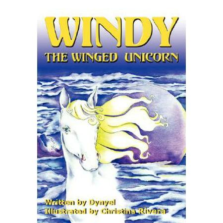 Windy the Winged Unicorn - Windy Wings